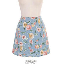 Load image into Gallery viewer, Colour Me Floral Skirt
