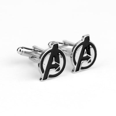 The Avengers Cufflinks - Hero Cufflinks