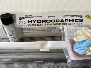6oz Hydrographic Dip Kit plus Extra Roll of Film