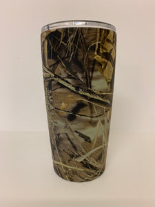 20oz Tumbler Decorated in Realtree Max 4