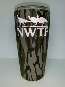 Tumbler Package with Reflective Decal/Logo - 24 pieces