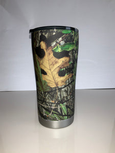 20oz Tumbler Decorated in Mossy Oak Obsession