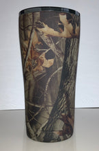 Load image into Gallery viewer, 20oz Tumbler Decorated in Realtree Hardwoods HD