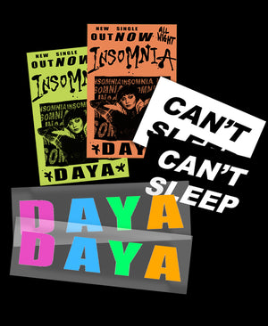 DAYA STICKER PACK