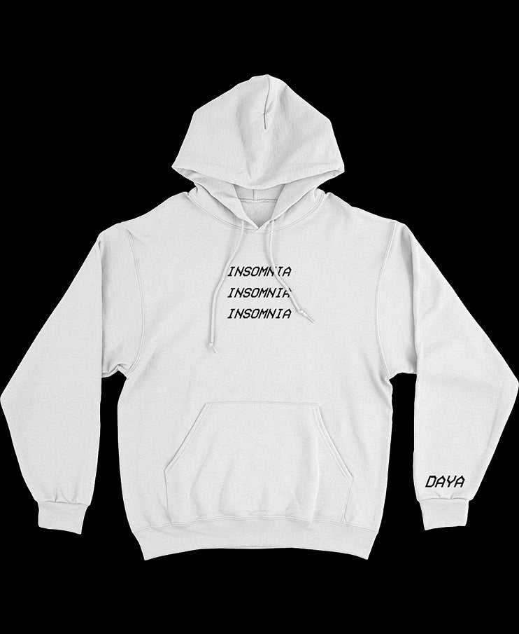 INSOMNIA Pull-over Hoodie