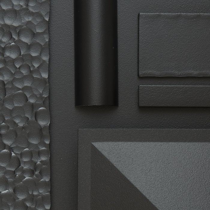 Coastal Black Finish Swatch