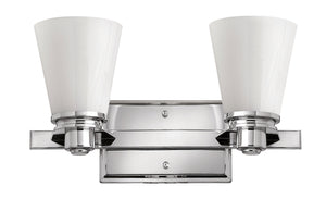 Hinkley - 5552CM - Two Light Bath - Avon - Chrome