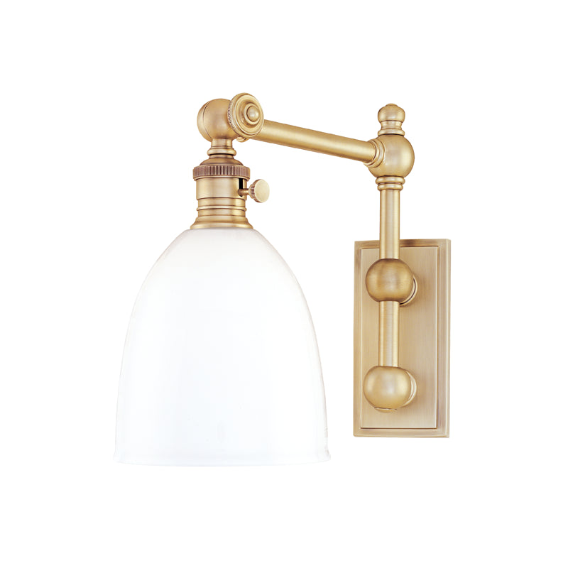 Roslyn Wall Sconce by Hudson Valley