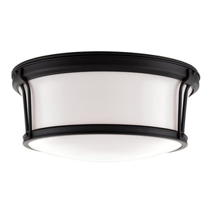 "Newport 15"" Flush Mount by Hudson Valley"