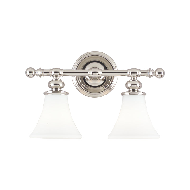 Weston Two Light Bath Bracket by Hudson Valley