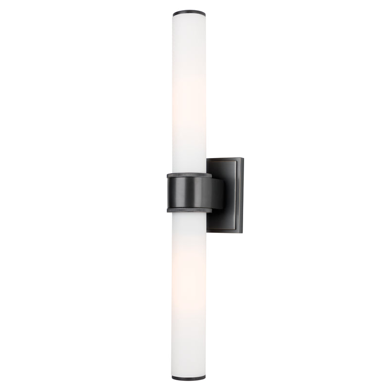 Mill Valley Two Light Bath Sconce by Hudson Valley