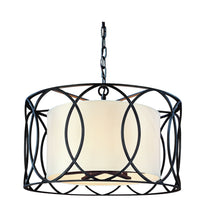Sausalito Five Light Pendant by Troy Lighting