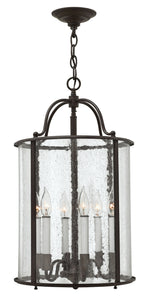 Gentry Six Light Pendant by Hinkley