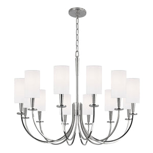 Mason 12 Light Chandelier