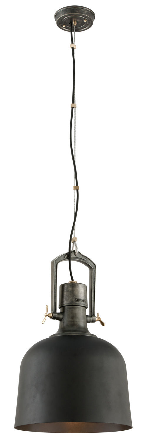 Hangar 31 Large Pendant by Troy Lighting