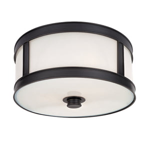 "Patterson 10"" Flush Mount by Hudson Valley"