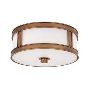 "Patterson 16"" Flush Mount by Hudson Valley"