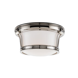 "Newport 10"" Flush Mount by Hudson Valley"