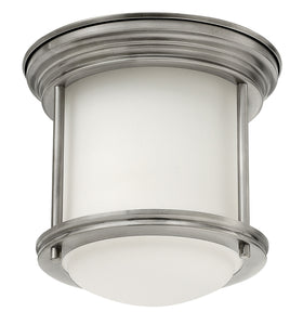 Hadley Small Flush Mount by Hinkley