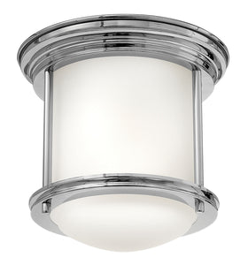 Hinkley - 3300CM - One Light Flush Mount - Hadley - Chrome