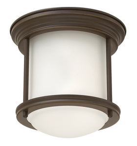 Hinkley - 3300OZ - One Light Flush Mount - Hadley - Oil Rubbed Bronze