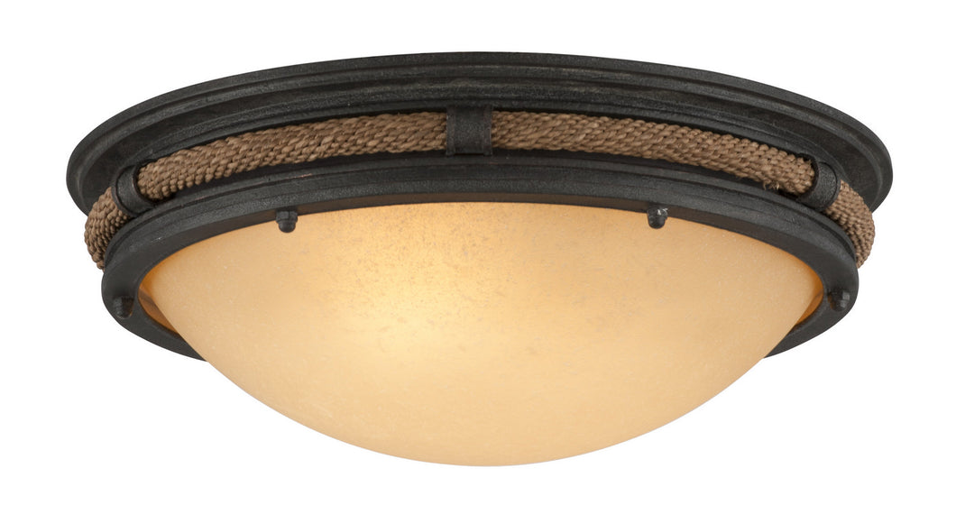 Pike Place Small Flush Mount by Troy Lighting