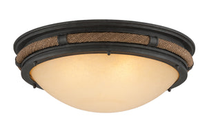 Pike Place Medium Flush Mount by Troy Lighting