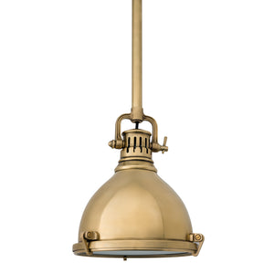 "Pelham 8"" Mini Pendant by Hudson Valley"