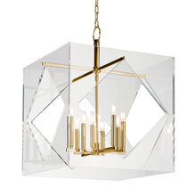 "Travis 24"" Chandelier by Hudson Valley"