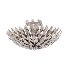 Broche Four Light Ceiling Mount