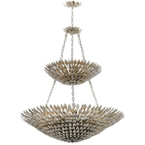 Broche 18 Light Chandelier