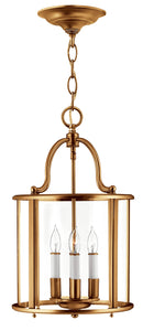 Gentry Four Light Pendant by Hinkley