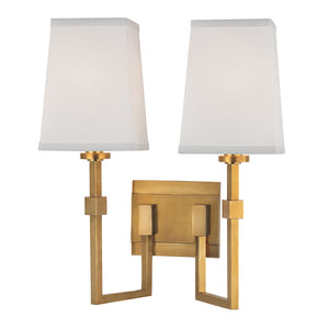 Fletcher Two Light Wall Sconce
