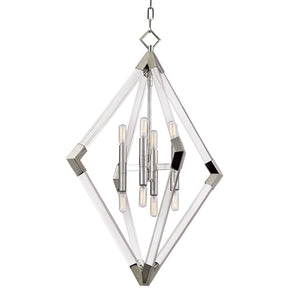 Lyons Medium Pendant by Hudson Valley