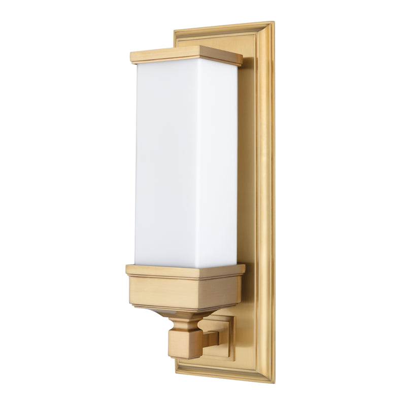 Everett Wall Sconce (Square)