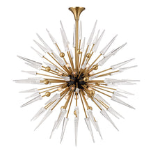 Sparta Large Chandelier by Hudson Valley