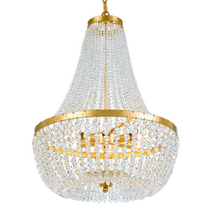Rylee Six Light Chandelier