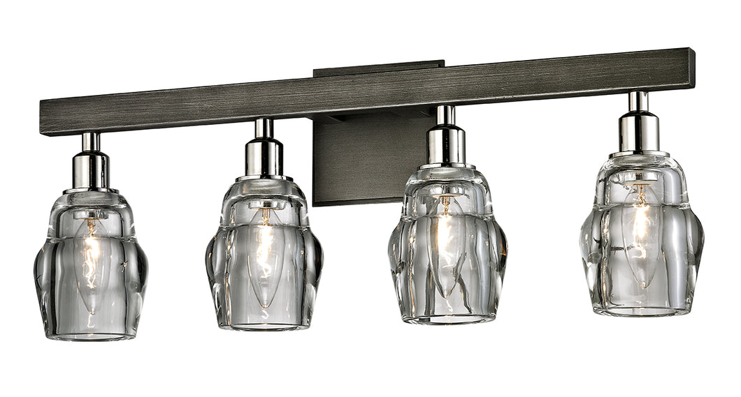 Citizen Four Light Bath Sconce by Troy Lighting