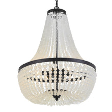 Rylee Six Light Chandelier by Crystorama