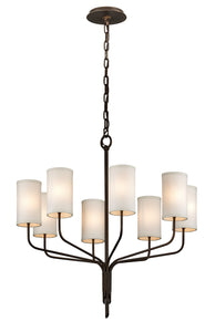 Juniper Eight Light Chandelier