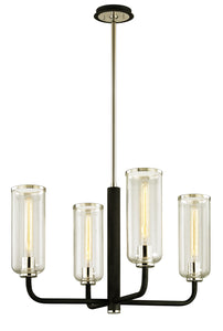Aeon Four Light Chandelier by Troy Lighting