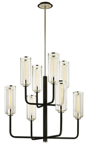 Aeon Eight Light Chandelier by Troy Lighting