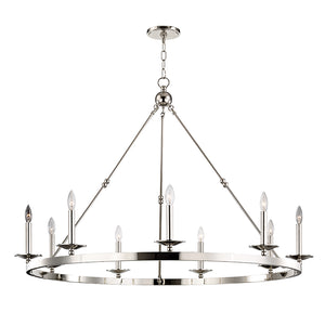 Allendale Large Chandelier by Hudson Valley