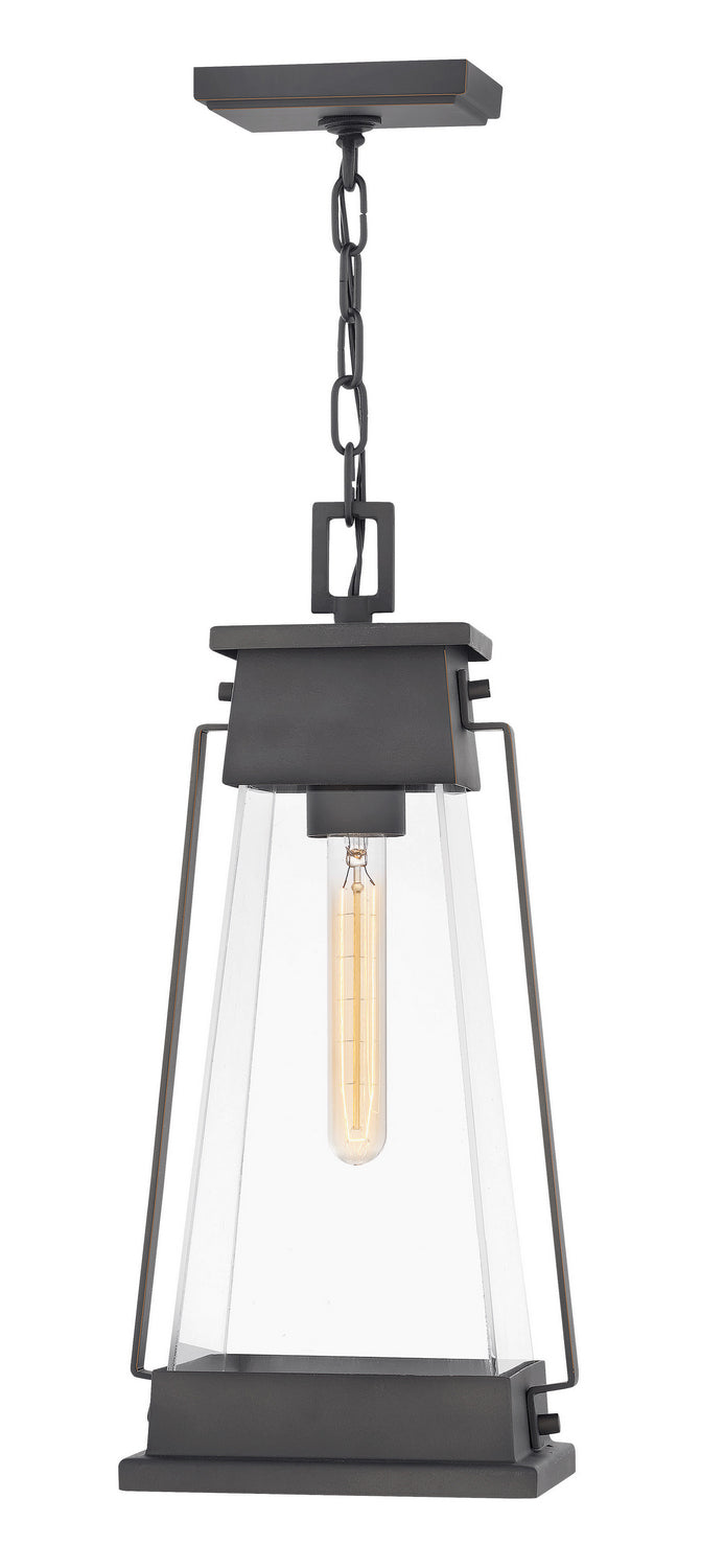 Arcadia One Light Hanging Lantern by Hinkley