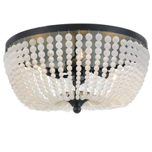 Rylee Four Light Ceiling Mount by Crystorama
