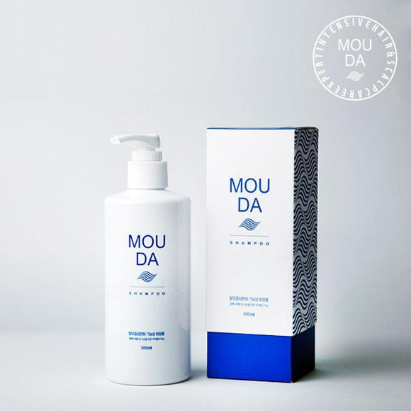 [Review] MOUDA HairLoss Shampoo 300ml