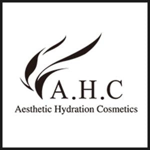 AHC Korean skin care logo