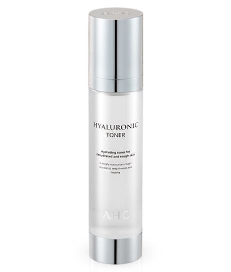Korean skin care Hyaluronic Toner