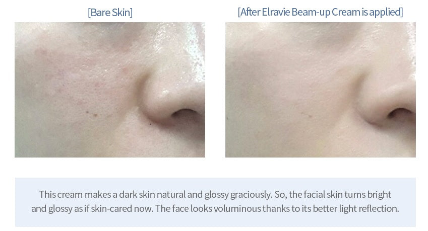 Derma Elravie Hyal Shine Beam-up Cream HooksKorea 3