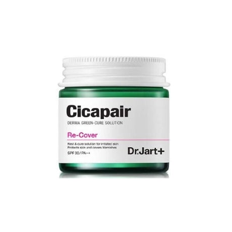 Dr.Jart+ Cicapair ™ Re-Cover (Tiger Grass Color Correcting Treatment) SPF 30 HooksKorea